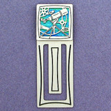 Astronomy Engraved Bookmark