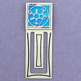 Caffeine Engraved Bookmark