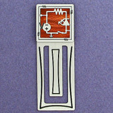 Electronics Circuit Engraved Bookmark