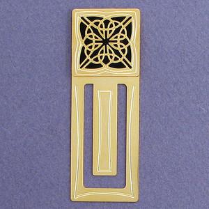 Celtic Engraved Bookmark