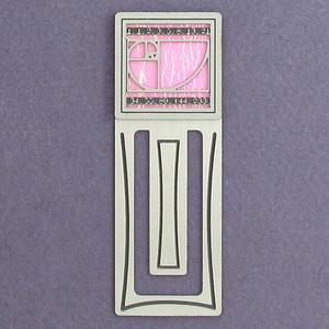 Fibonacci Engraved Bookmark