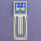 Castle Engraved Bookmark