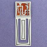 Plumber Engraved Bookmark