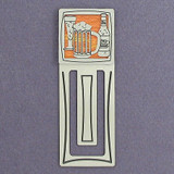 Beer Engraved Bookmark