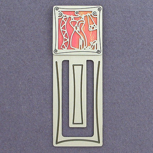 Fashion Engraved Bookmark