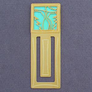 Diva Engraved Bookmark