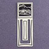Pickup Truck Engraved Bookmark