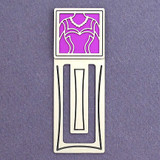 Gown Engraved Bookmark