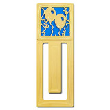 Party Balloons Engraved Bookmark