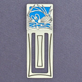 Swan Engraved Bookmark