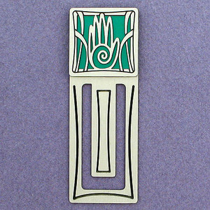 Hand Engraved Bookmarks