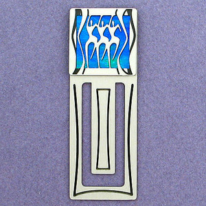 Dancing Engraved Bookmark