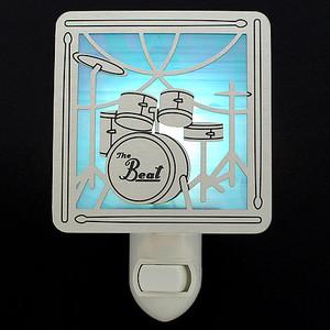 Drum Set Night Light