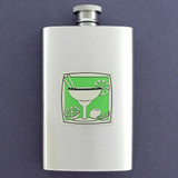 Margarita Flask 4 Oz Stainless Steel