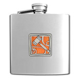 6 Oz. Judge Drinking Flask with Gavel