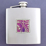 Woman of Style Flask 6 Oz