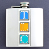 Sentimental TLC 6 Oz. Flasks