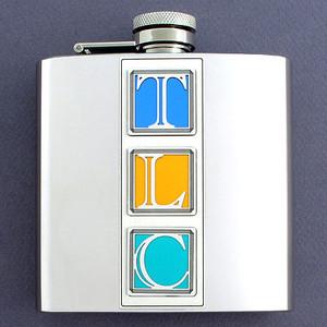 Sentimental TLC 6 Oz. Flasks