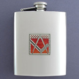 Mason Flasks 8 Oz. Stainless Steel