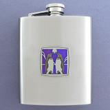Penguin Flask - 8 Oz. Stainless Steel