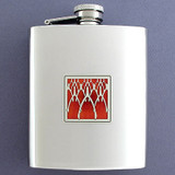 Wishbone Flasks 8 Oz. Stainless Steel