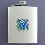 Flip Flop Flasks 8 Oz. Stainless Steel
