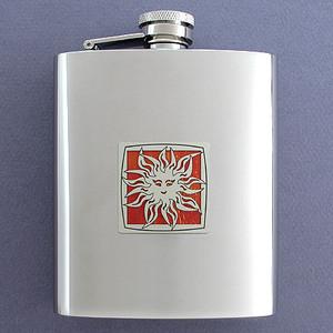 Tuscan Sun Flasks 8 Oz. Stainless Steel