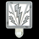 Lightning Bolt Night Light