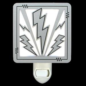 Lightning Bolt Night Light