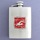 Swimmer Flasks 3 Oz