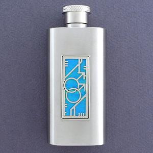 Queer Man Skinny 2 Oz Flask