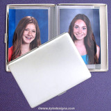 Travel Photo Wallet or Brag Book for Photographs