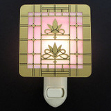 Victorian Lotus Nightlight
