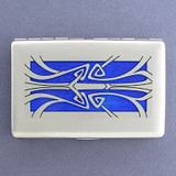 Art Nouveau Wallet Cigarette Case