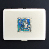 Fairy Metal Cigarette Case Wallets