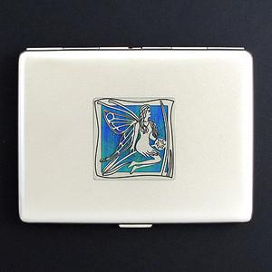 Fairy Metal Cigarette Case Wallets