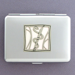 Doctor Metal Credit Card Wallet