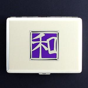 Harmony Metal Cigarette Case Wallets