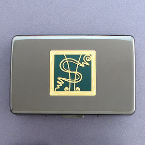Accounting Credit Card Wallets or Cigarette Cases