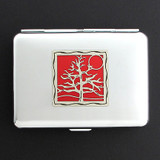 Tree of Life Metal Wallets or Cigarette Cases