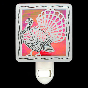 Turkey Night Light