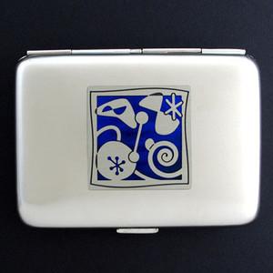 Postmodernist Retro Cigarette Case Wallets