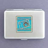 Photography Cigarette Case or Credit Cards Wallet