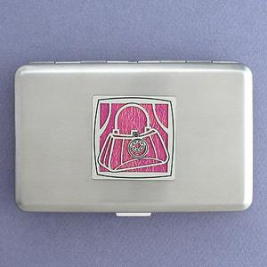 Handbag Credit Card Wallets or Cigarette Cases