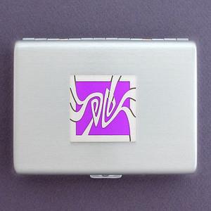 Art Nouveau Credit Card Wallet & Cigarette Cases