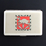Rabbit Credit Card Wallet or Cigarette Case