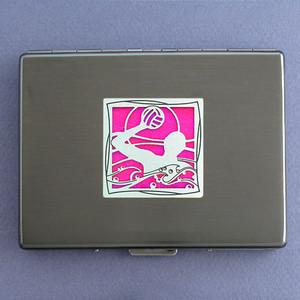 Water Polo Cigarette Case Wallet