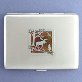 Moose Metal Wallets Cigarette Cases