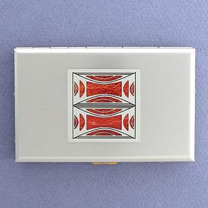 Milano Metal Cigarette Case Wallets