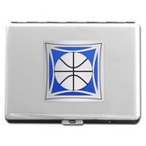 Basketball Wallet or Cigarette Case